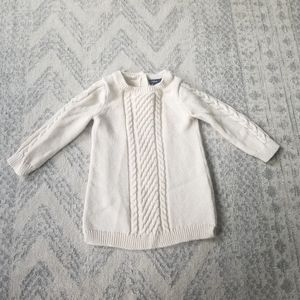 Baby Gap baby girl 12-18 month sweater dress